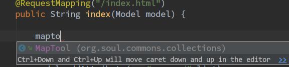 在代码中就可以直接引用到部署到私服的 soul 项目代码